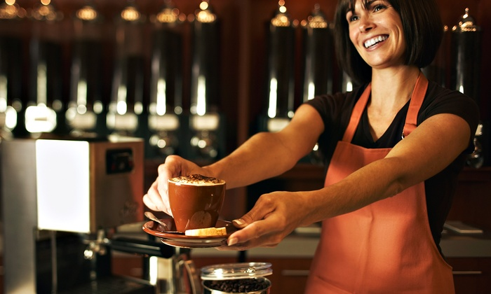 New World Coffee Catering - Lakecrest Cluster East: $500 for $1,000 Groupon Toward Three Hour Coffee Catering Service at New World Coffee Catering