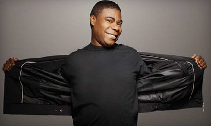 Tracy Morgan: Excuse My French - Washington: Tracy Morgan: Excuse My French at Warner Theatre on Saturday, June 29, at 8 p.m. (Up to 58% Off)