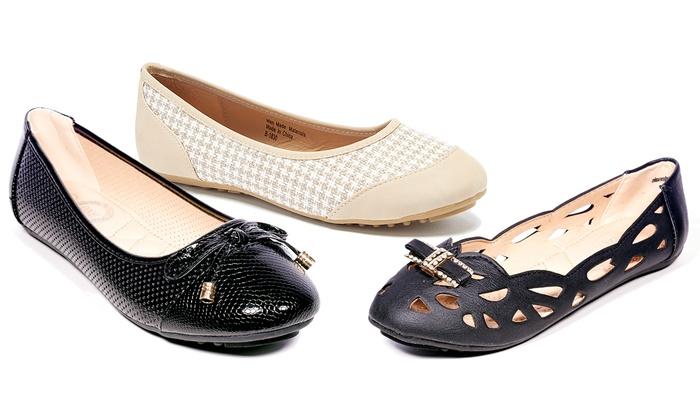 Women's Comfort Ballet Flats