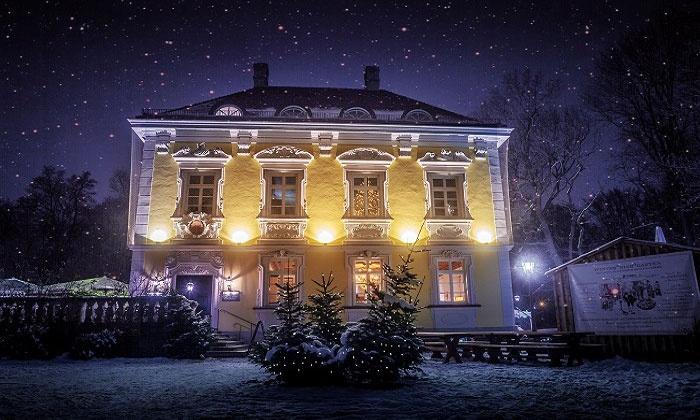 Eisstockschießen inkl Getränk Bamberger Haus