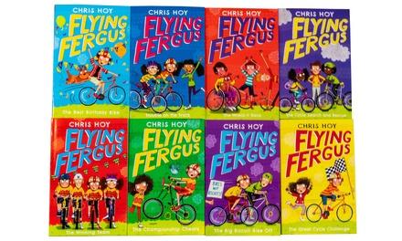 Chris Hoy Flying Fergus Book Set