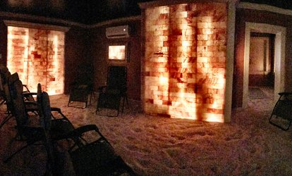 Up to 75% Off Salt Cave Sessions at Saltability Retreat