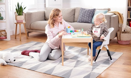 Kinderkraft Two-in-One High Chair