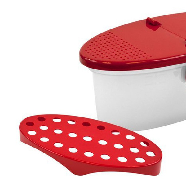 Up To 75% Off on Microwave Pasta Cooker | Groupon Goods