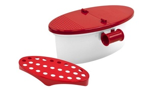 Microwave Food Cooker (1- or 2-Pack)