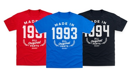 Men's Made in the 90's T-Shirts