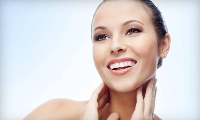 Cactus Salon & Spa - Multiple Locations: One or Three Microcurrent Face-Lifts at Cactus Salon & Spa (Up to 57% Off)