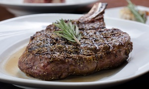 Marcello's Chophouse: Steakhouse Dinner Cuisine for Two or Four or Lunch Cuisine for Two at Marcello's Chophouse (Up to 35% Off)