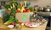 Grocery Delivery E-Services USA Inc.: Delivery of Three Classic or Vegetarian Cook-at-Home Meals for Two from HelloFresh (Up to 71% Off)