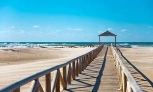 oferta: Cádiz: 1- 5 o 7 noches para dos, con desayuno continental y late check-out en Hotel Bari, en Conil de la Frontera