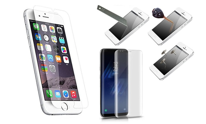 MRSTORE AU: Tempered Glass Screen Protector: One (from $7.95) or Two (from $11.95)