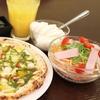 北海道/北広島駅前 ≪5種から選べる石窯ピッツァ+サラダ+デザート+ドリンク≫