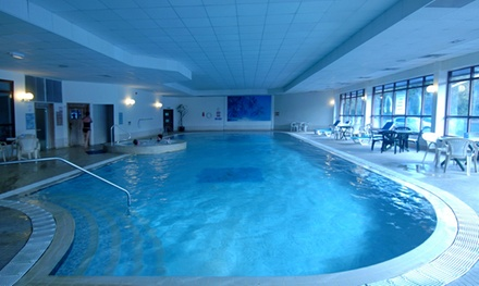 Kinross: 1 or 2 Nights for Two with Breakfast, Spa Access and Optional Dinner at The Green Hotel Golf and Leisure Resort