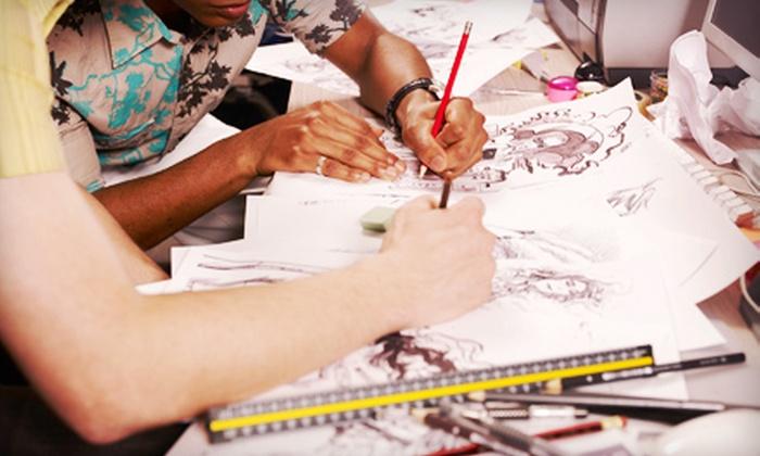 FR Designs - FRDESIGNS Studio & Gallery: Five-Day Art Camp for Kids Aged 8 or Older or 10 or Older at FR Designs (Up to Half Off)