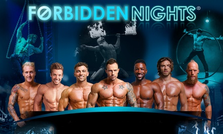 Forbidden Nights, 14 September–14 December at Infernos