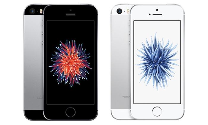 apple iphone se 64 go reconditionn groupon. Black Bedroom Furniture Sets. Home Design Ideas