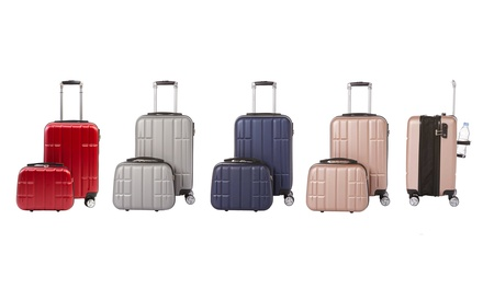 a6e97ecf894cc Suitcase Cabin Trolley and Vanity Case With Free Delivery