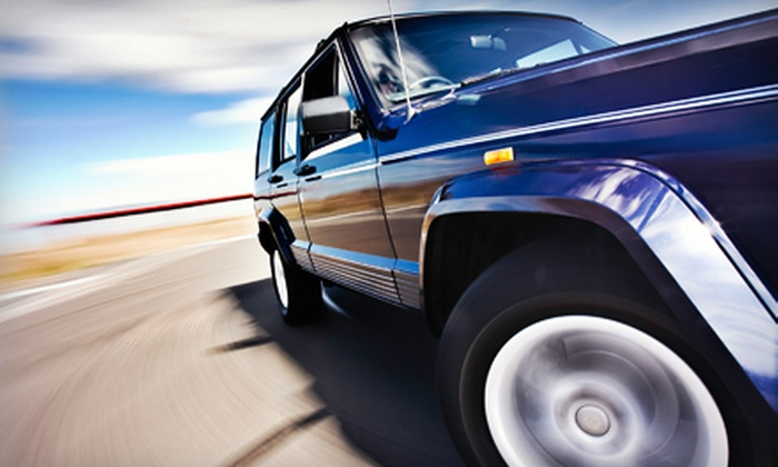 Waterworks Car Wash - Northeast Grand Rapids: $49.99 for an It's Showtime Wash for a Car, Truck, Van, or SUV at Waterworks Car Wash (Up to $99.99 Value)