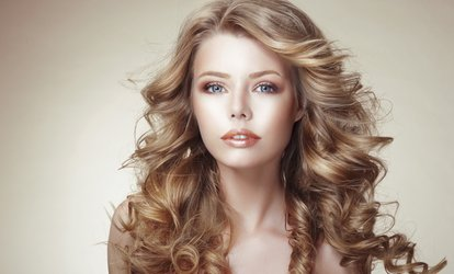 image for Wash, Cut and Blow-Dry with Optional Conditioning, Colour or Highlights at LM Hair London (Up to 63% Off)