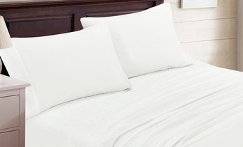 Bamboo-Blend Soft Sheet Set