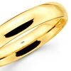 Unisex Wedding Bands in 14K Yellow Gold