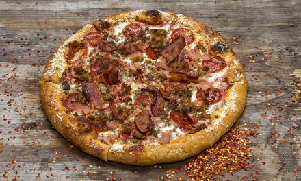 Pizza at Mellow Mushroom - Rock Hill (Up to 40% Off)
