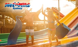 Wet'n'Wild Sydney: Wet'n'Wild Sydney: One-Day Entry (from $25) or Unlimited Entry for the Rest of the Season (from $49) - Save Over 50%!