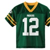 Aaron Rodgers Green Bay Packers NFL Toddler Jersey