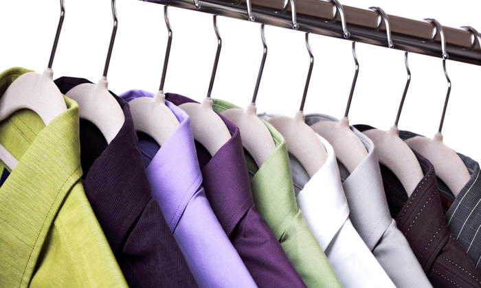 Mr. Green Eco Cleaners, Inc. - Charleston: $27.50 for 60 Pounds of Wash-and-Fold Service or $50 Worth of Dry Cleaning at Mr. Green Eco Cleaners, Inc. (45% Off)