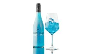 Drinkzz.be: Wijnpakket met 6 flessen blauwe of roze wijn van Drinkzz