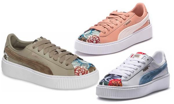 Puma Hyper Platform Sneakers