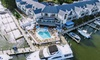 Stay with Wine and Spa Credit at Waterfront Maryland Inn