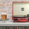 Zennox Record Player Briefcase