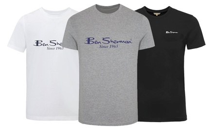 Ben Sherman Men's Cotton TShirt or Polo TShirt