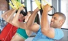 Core Group Fitness - Multiple Locations: Eight Boot-Camp Classes for One or Two at Core Group Fitness (Up to 73% Off)