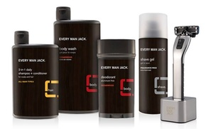 Every Man Jack: Naturally Derived Men's Grooming Products from Every Man Jack (Up to 40% Off)