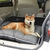 Reversible Water Resistant Go Anywhere Bone Tufted Pet Bed
