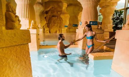 Andorra: de 1 a 3, 5 o 7 noches con entrada al centro de Caldea y masaje opcional en el Hotel Garden, para 2 personas