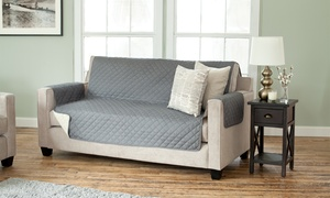 Stain-Resistant Reversible Slipcover Sets (2-Piece)