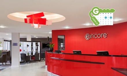 Newcastle: Stay for Two with Breakfast and Dinner at Ramada Encore NewcastleGateshead Hotel