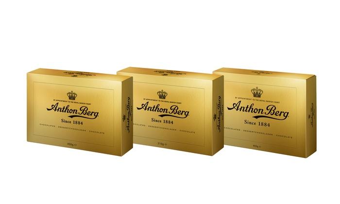 Up To 17 Off Anthon Berg Luxury Gold Box Groupon