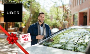 Uber: $20 to Spend on First Uber Ride for Free - New Customers Only