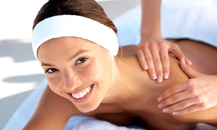 Detox Massage, 60- or 90-Minute Massage, or Spring Tune-Up Package at Miracle Health Network (Up to 62% Off)