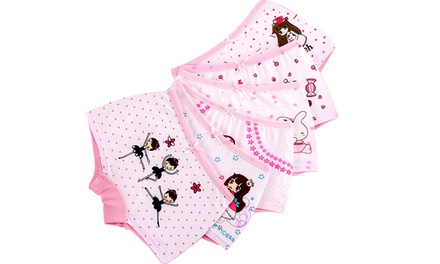 Kids' Character Cotton Knickers