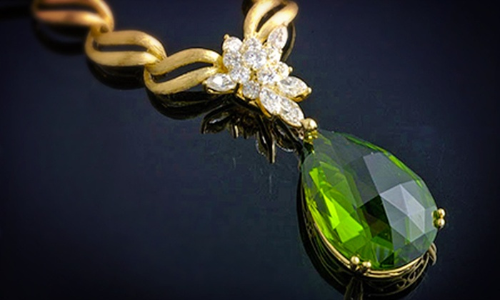 J. Green Jewelers - Far North Central: Jewelry at J. Green Jewelers (Up to 51% Off). Three Options Available.