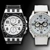 Geneva Platinum Woodsman or Typhon Collection Men's Watch