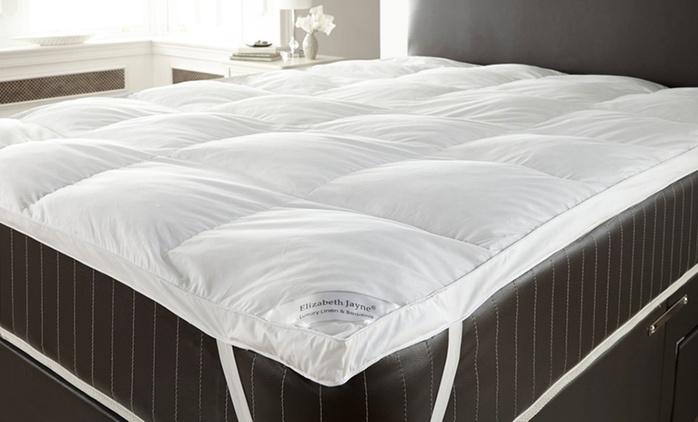 Topper para colchón desde 29,98 €