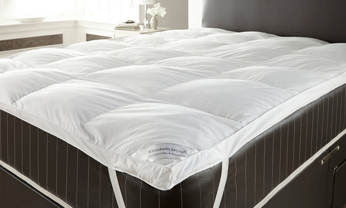 Groupon goods global gmbh deal du jour groupon - Surmatelas plume d oie ...