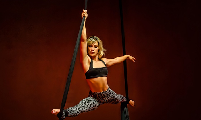 Embody Pole Fitness - Anaheim Hills: Pole Dance, Aerial Silks, Dance, or Fitness Classes at Embody Pole Fitness (Up to 69% Off). Four Options Available.