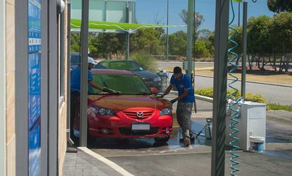 Exterior Hand Car Wash: One ($19) or Two Visits ($38) at Impeccable Hand Car Wash (Up to $69.98 Value)